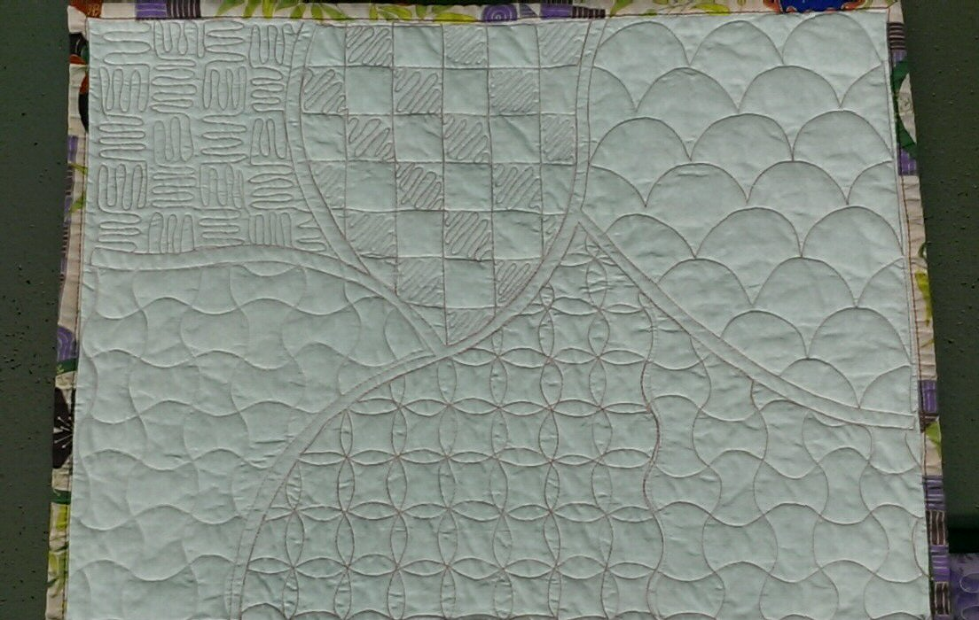 Quilting Grid Patterns : The Sewing Room: Gail Mitchell - Quilting on a Grid - Free Motion