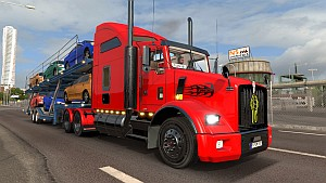 Kenworth T800 for patch 1.21