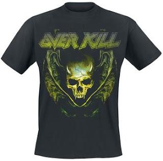 """Overkill - """"The Wings of War"""" koszulka"""