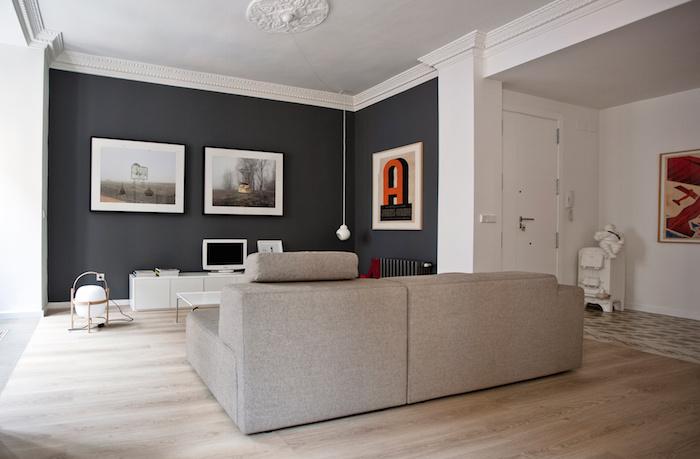 Reforma de un piso centenario