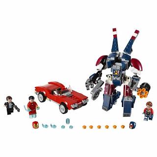 LEGO gosSIP: 211116 LEGO 76077 Iron Man : Detroit Steel ...