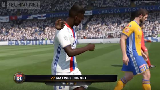 بالصور... إكتشف على أغرب الأخطاء الموجودة في لعبة FIFA 17 بالجملة  - التقنية نت - technt.net