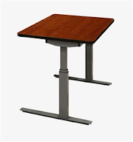 Mayline RGE Height Adjustable Table