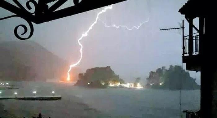 Συνεχίζεται και σήμερα η κακοκαιρία -Καταιγίδες σε όλη την Ελλάδα