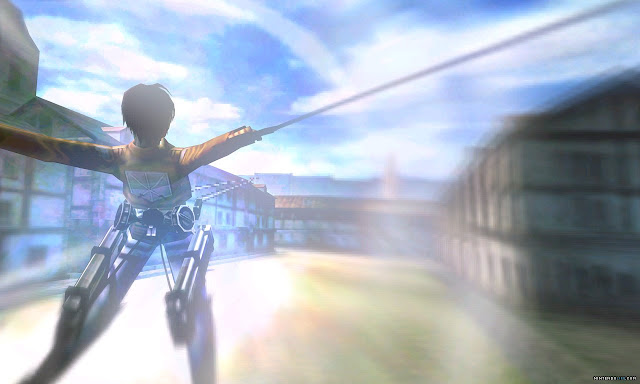 Attack on Titan: Humanity in Chains Screenshot-2