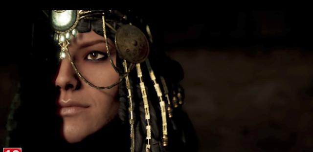 Assassin's Creed Origins muestra a las grandes figuras del poder en un nuevo tráiler