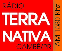 Rádio Terra Nativa AM de Cambé PR ao vivo