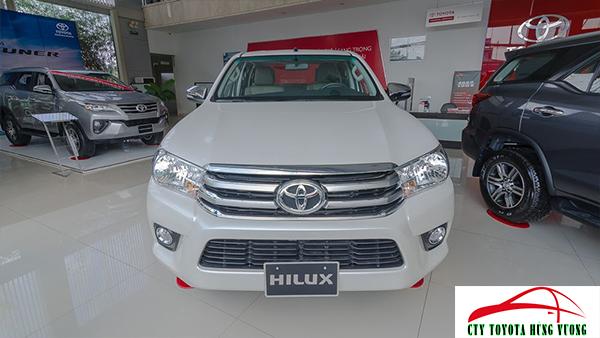 Giá xe, thông số kỹ thuật và đánh giá chi tiết bán tải Toyota Hilux 2018 nhập khẩu - ảnh 5