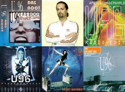 U96 a 90-es évek sikerprojektje