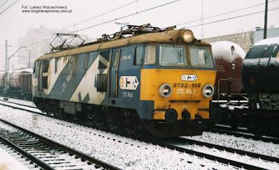 ET22-468, CTL Logistics