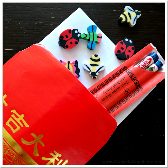 Free printable Chopstick Race Game for a fun Chinese New Year Activity  |  3 Garnets & 2 Sapphires