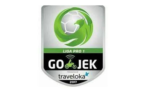 Go-Jek Traveloka Liga 1 Indonesia