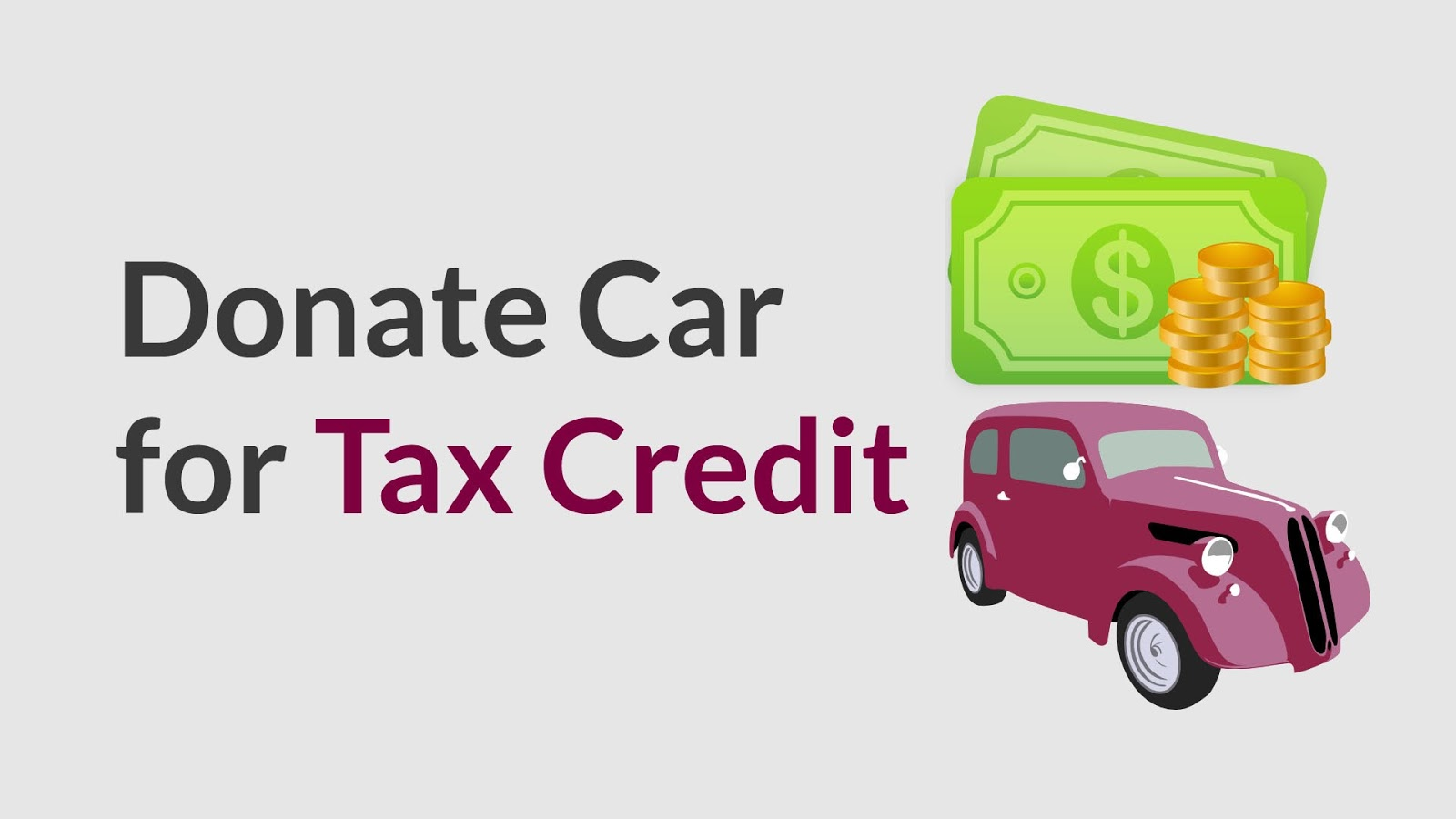 Charity Motors Car Donation: Donate Car For Tax Credit