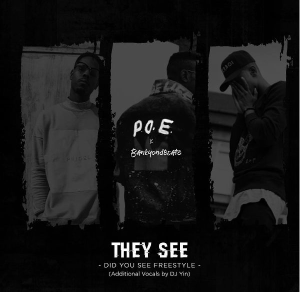 Download  Poe – They See (Did You See Freestyle)