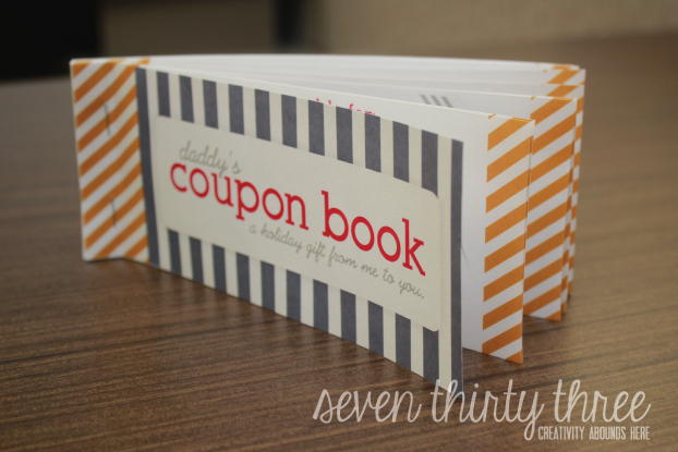 Redeemable Coupon Template printable blank gift certificates – Coupon Book Template