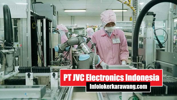 PT JVC Electronics Indonesia Karawang