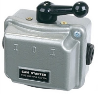 Cam starter switch 3 posisi