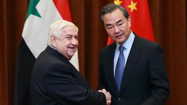 China destina $2000 millones a despertar la económica de Siria