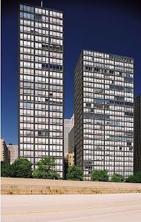 Edificios Mies van der Rohe Chicago
