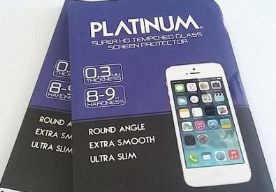 tempered glass Platinum