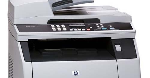 HP Color LaserJet 2800 All-in-One Printer series Software ...