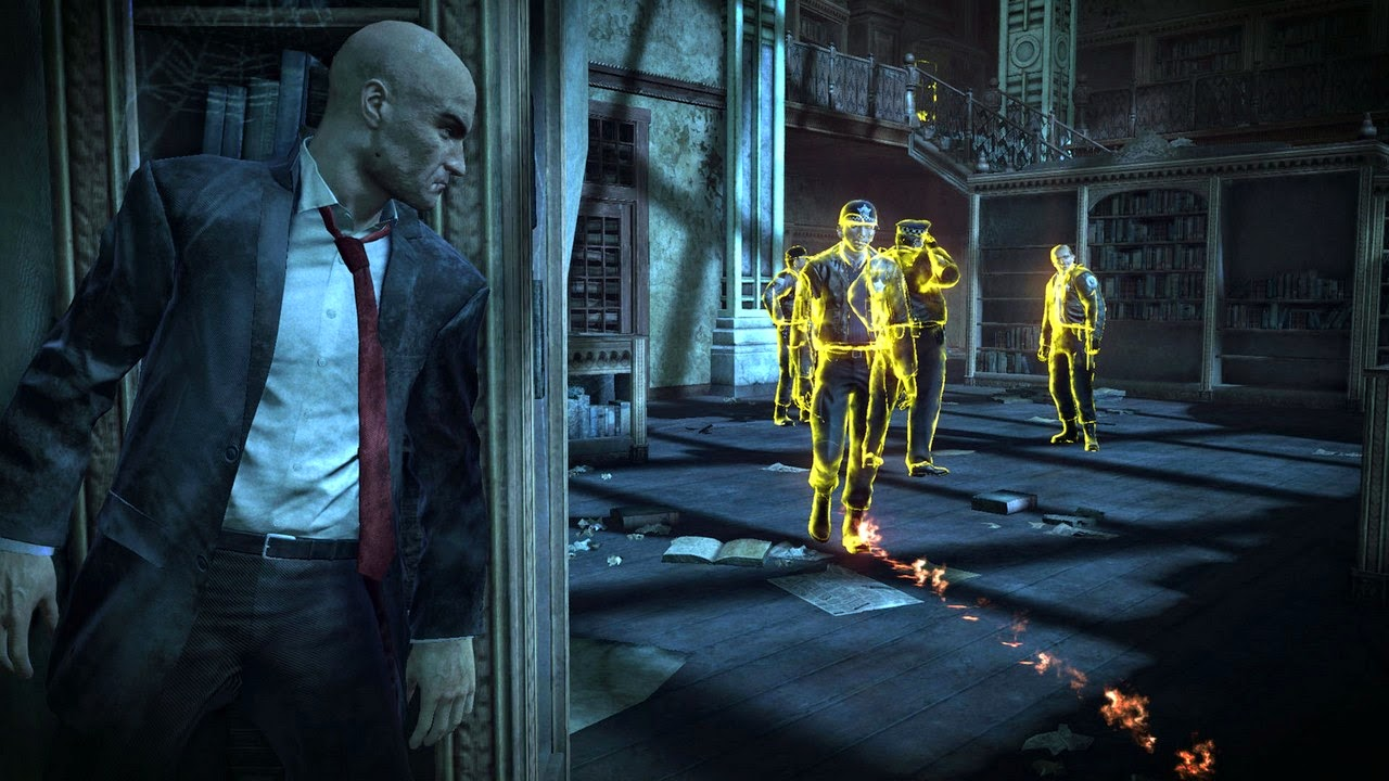 Hitman Absolution Professional Edition Fully Full Version