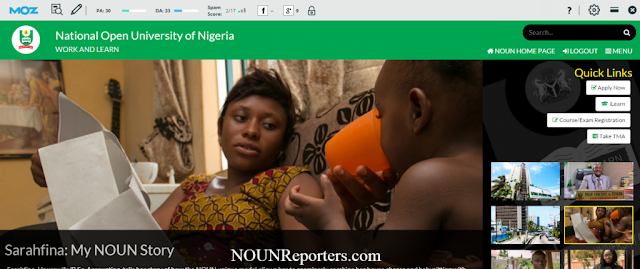 National Open University of Nigeria Portal Home Download Course material 1