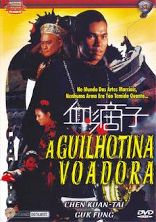 A Guilhotina Voadora - DVDRip Dual Áudio