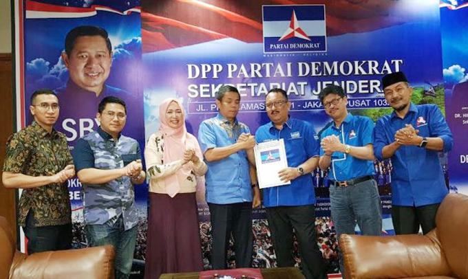 PPP-Demokrat Monitoring Verifikasi Dukungan IYL-Cakka