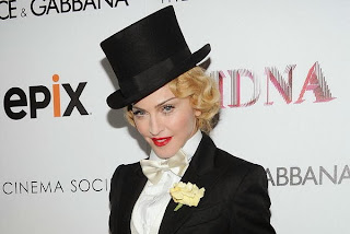 Highest-paid musician: The Material Girl - Madonna