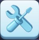 simcity buildit icono ajustes
