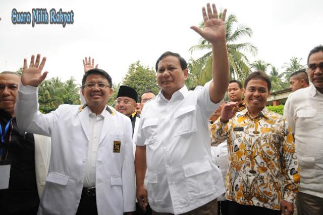 Ini Jurus Gerindra - PKS Gaet Partai lain Di Pilpres 2019