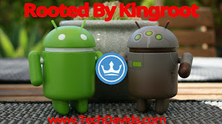 Rooted with kingroot
