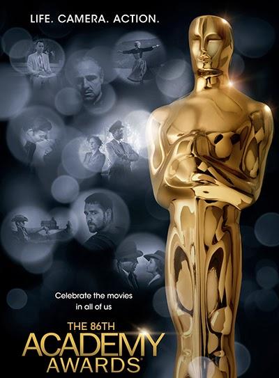 The 86th Annual Academy Awards 2014 480p HDTV 400mb