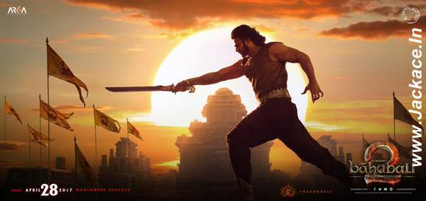 Baahubali 2: The Conclusion First Look Poster 9