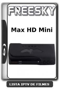 Freesky Max HD Mini Nova Atualização Melhorias no SKS e PowerVU V1.54 - 18-06-2020