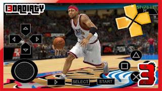 تحميل لعبة كرة السلة محاكي PPSSPP