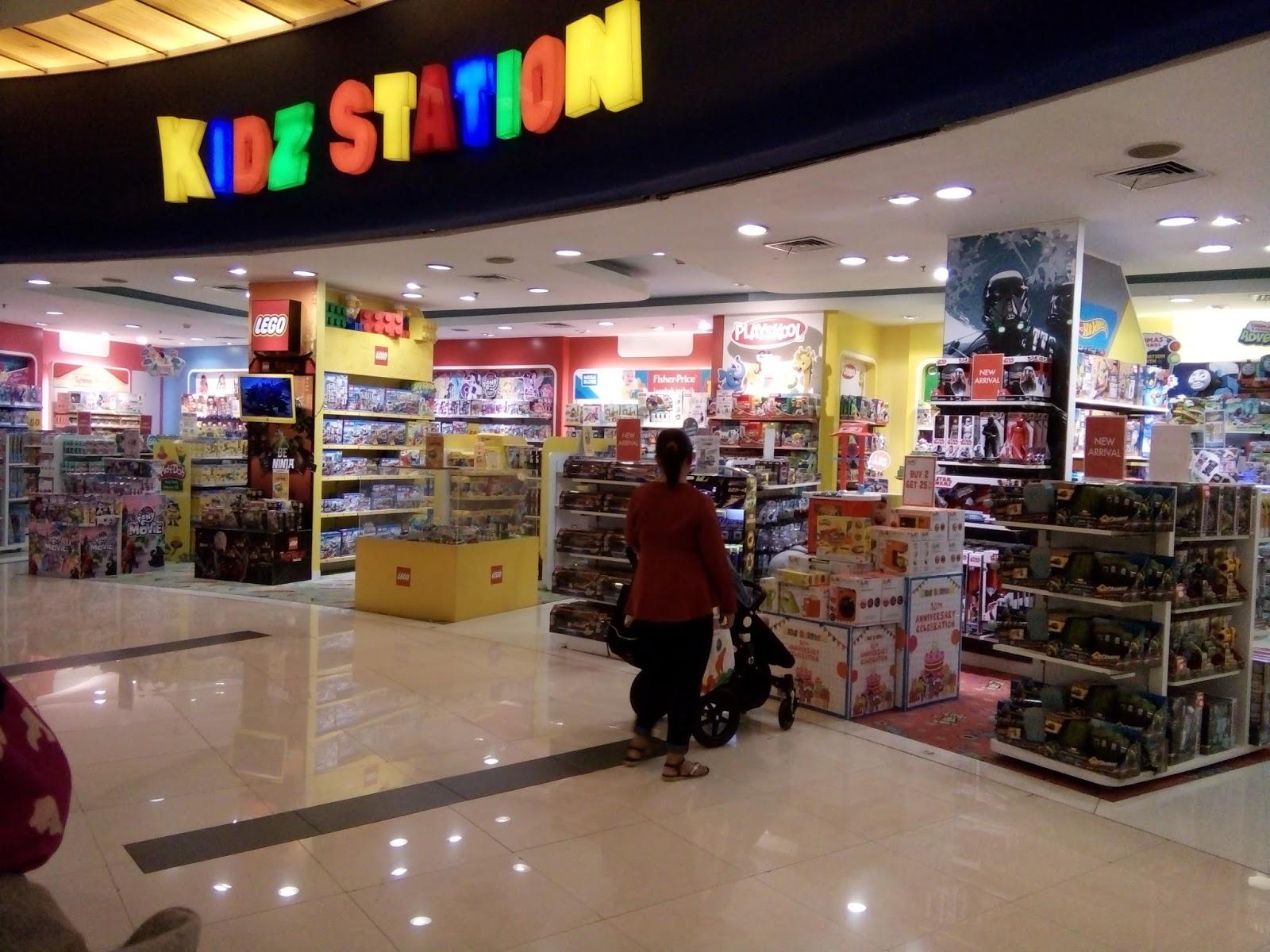 Merasakan Megahnya Mall Pacific Place Jakarta Selatan Masandi Wibowo
