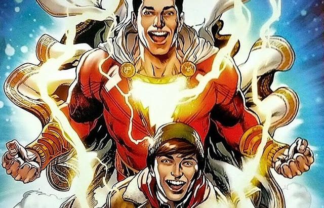 Quando o jovem Batson fala o nome do mago, um raio mágico carregado com o poder dos sábios transforma Billy no herói adulto Shazam! E como Shazam! ele possui a sabedoria de Salomão, a força de Hércules, o vigor de Atlas, o poder de Zeus, a coragem de Aquiles e a velocidade de Mercúrio.