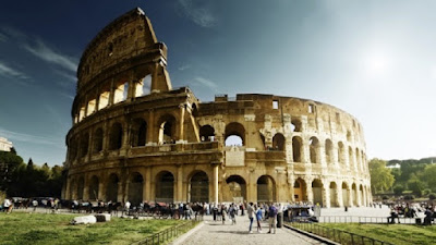 French tourist arrested for Colosseum drone flight
