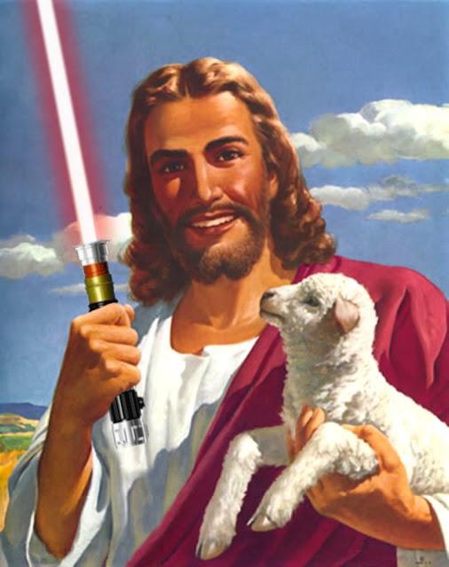 Jedi Jesus Picture