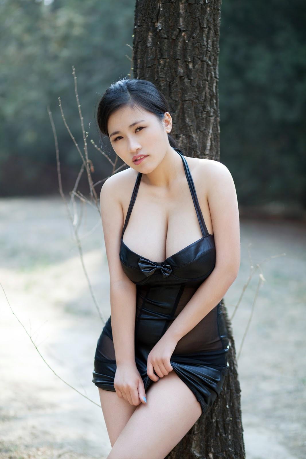 Big boob orientals