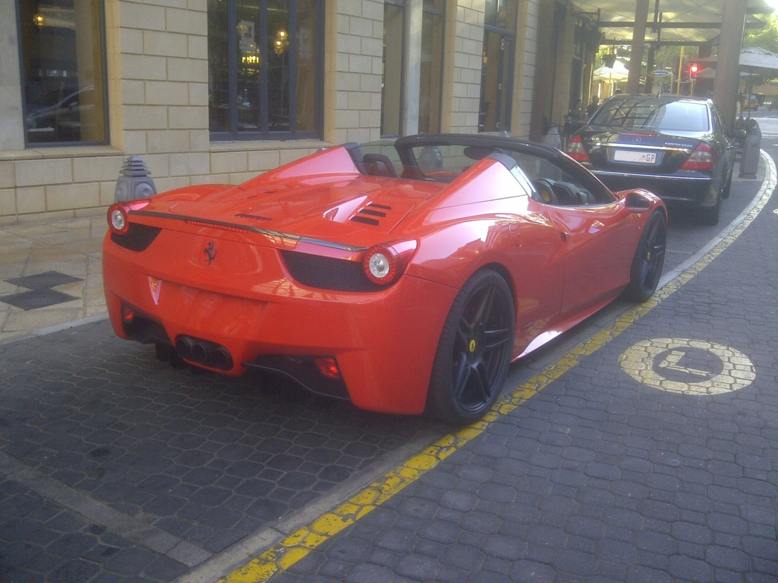 Do We Have A Novitec Rosso Ferrari 458 Italia Spider In