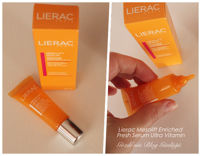 Lierac Concentre Mesolift Toning Radiance Serum