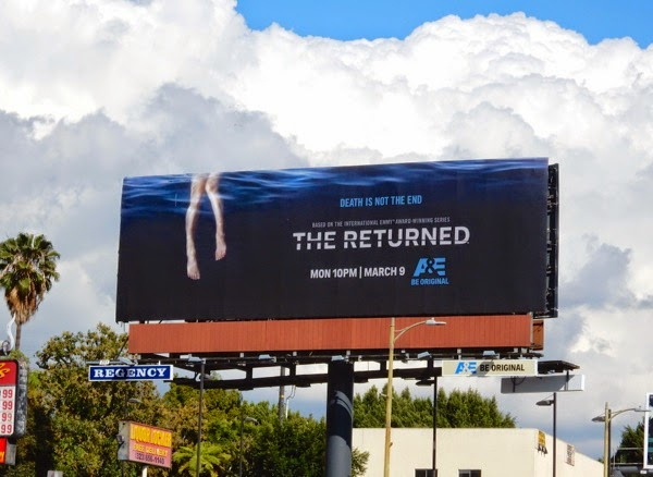 The Returned season 1 billboard