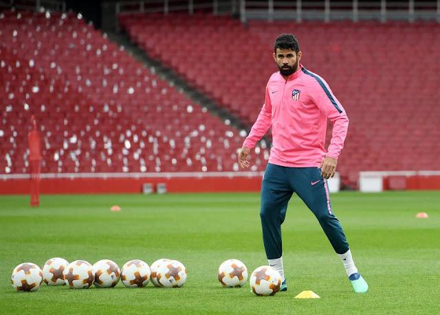 Costa Layak Buat Arsenal Khawatir Dengan Peluang Ke Final