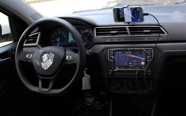VW Gol e Voyage automáticos