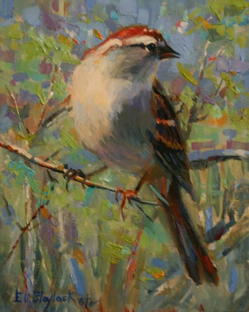 Daily Paintings Elizabeth Blaylock American