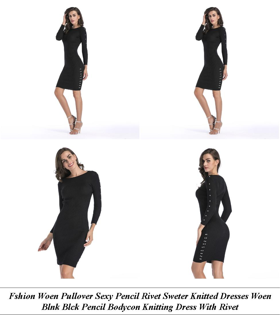 Formal Dresses - Sale On Brands - Midi Dress - Buy Cheap Clothes Online