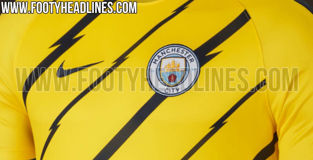 rencontré Nike Blazer decostruite - Manchester City 2017 Pre-Match Shirt Leaked - Footy Headlines